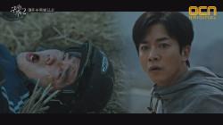 '삥(?) 사건' 이후 김영민-엄태구 첫 재회 현장
