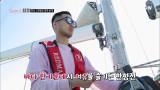 요트타고 여유를 즐기는 쓰리잡(!!)의 사업가