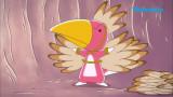[날아라★] 포로리, 새처럼 날고 싶어!