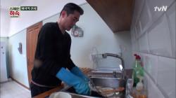설거지 담당 정남이의 하숙집 마지막 설거지