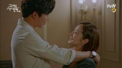 안녕 그림보다 소중한 사랑을 찾은 박민영♥김재욱