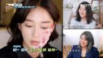 [심약자주의]홍루나의 호러 메이크업 공개! (feat.슈스스 기절)