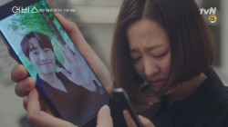 휴대폰 속 안효섭의 흔적에 오열하는 박보영