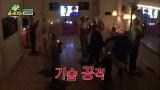 매번 공평(?)하게 놀라주는 김동현
