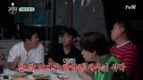강식당 직원들의 배달 음식 먹방!! (ft.묘한이 대방출)