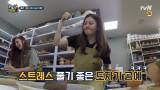 [미공개] 유라 추천!ㅋㅋ 한국의 '스트레스' 해소법? #도자기공예