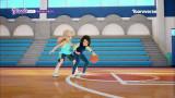 새로운 친구? 케이시와 농구 한 판!