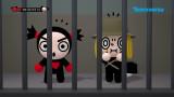감옥 안에서 만난 뭉크!