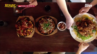 김풍&김재우, 인도네시아 내 한국st 치킨집 사장님 가게 방문하다!!