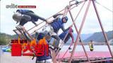 ★점프 그네★ 풀스윙으로 몸 던지는 조세호 & 아기태양 이진혁