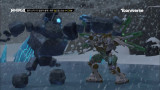 얼음 바위 괴물 ′베헤모스′의 등장!