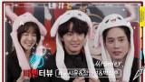 [티벤터뷰] '또 웃음이 터져버렸다' 윤시윤x정인선x박성훈 ′토끼 모자+헬륨가스′ 장착한 싸패 인터뷰!
