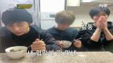 (숙제 영상) 보민이.. 완자미역떡국 성공했어!! 멤버들의 칭찬 세례~~