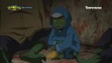 [공포]두리가 초록 괴물로 변했다?! 하수구에 갇힌 두리!