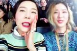 아이린LIVE, 첫 TV CF 촬영장에서 만난 파트너의(?) 애정공세!