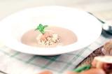 명란크림을 곁들인 소시지 수프 - 최현석 셰프 레시피