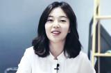 청순 여배우 백진희의 힐링 데이