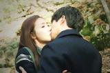 최지우, 이상윤의 계곡 키스!