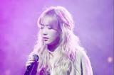태연, CD 씹어먹는(?) 첫 콘서트 현장!