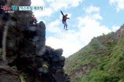 준열-뚜비감독, 다이빙 중 ′고프로 실종!′ ㅠㅠ