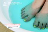 최초공개! 양정원만의 발뒤꿈치 각질 제거 TIP!