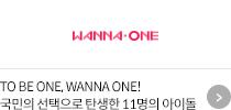 워너원: TO BE ONE, WANNA ONE! 국민의 선택으로 탄생한 11명의 아이돌 그룹